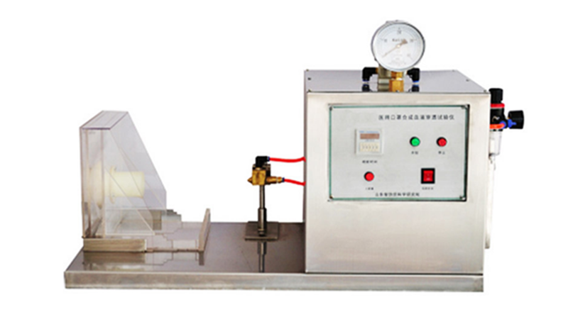 JGH-KZ-105 聚广恒医用口罩合成血液穿透试验仪
